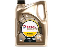 Motorový olej 10W-50 Total Quartz RACING - 5 L Motorové oleje - Racing motorové oleje - Motorové oleje pro závodní automobily