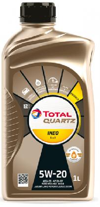 Motorový olej 5W-20 Total Quartz INEO EcoB - 1 L