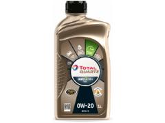 Motorový olej 0W-20 Total Quartz INEO Xtra First - 1 L Motorové oleje - Motorové oleje pro osobní automobily - Oleje 0W-20