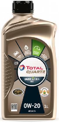 Motorový olej 0W-20 Total Quartz INEO Xtra First - 1 L