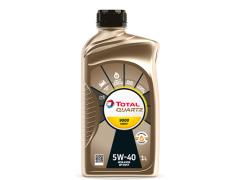 Motorový olej 5W-40 Total Quartz Energy 9000 - 1 L Motorové oleje - Motorové oleje pro osobní automobily - Oleje 5W-40