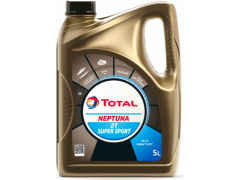 Motorový olej pro lodě 5W-30 Total Neptuna 2T Super Sport - 5 L Oleje pro lodě a skútry - Motorové oleje - Oleje pro 2-taktní motory