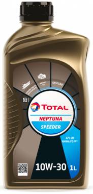 Motorový olej pro lodě 10W-30 Total Neptuna Speeder - 1 L - Oleje pro lodě a skútry
