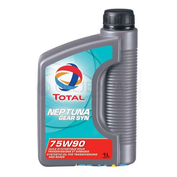 Převodový olej pro lodě 75W-90 Total Neptuna Gear SYN - 1 L - Převodové oleje pro manuální převodovky