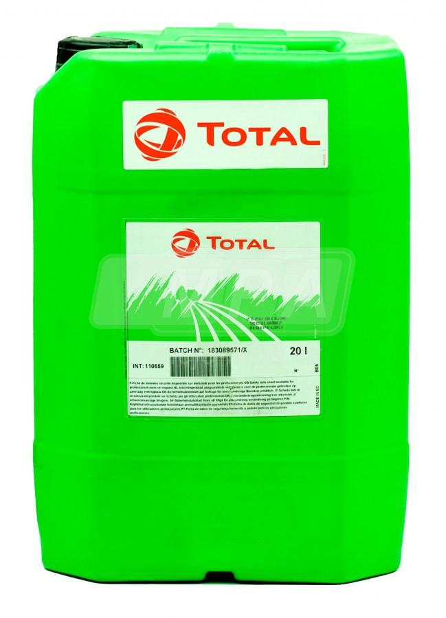 Zemědělský olej Total Dynatrans ACX SAE 50 - 20 L - UTTO - pro převodovky, hydrauliky, mokré brzdy a spojky