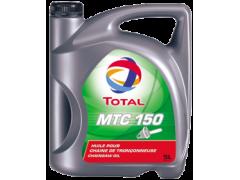 Zemědělský olej na řetězy Total MTC 150 - 5 L Oleje pro zemědělské stroje - Oleje pro sekačky, motorové pily a další zemědělské stroje