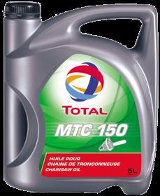 Zemědělský olej na řetězy Total MTC 150 - 5 L - Oleje pro sekačky, motorové pily a další zemědělské stroje