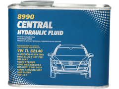 Hydraulická kapalina Mannol Central Hydraulic Fluid 8990 (CHF) - 0,5 L Převodové oleje - Převodové oleje pro automatické převodovky - Olej pro posilovače řízení