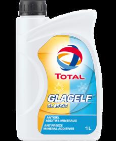 Chladící kapalina Total Glacelf Classic - 1 L - Chladící kapaliny - antifreeze