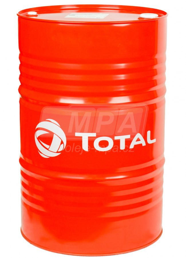 Olej pro plynové motory Total Nateria MH 40 - 208 L - Motorové oleje pro plynové motory