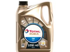 Motorový olej 10W-40 Total Rubia TIR 8900 - 5 L Motorové oleje - Motorové oleje pro nákladní automobily - 10W-40