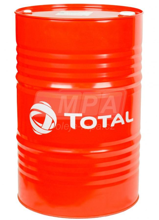 Multifunkční obráběcí olej Total Drosera MS 100 - 208l - Oleje pro obráběcí stroje