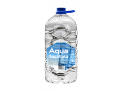Destilovaná voda - 3 L Ostatní produkty - Technické kapaliny