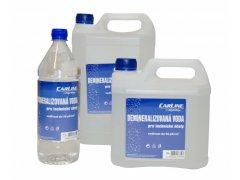 Destilovaná voda - 5 L Ostatní produkty - Technické kapaliny
