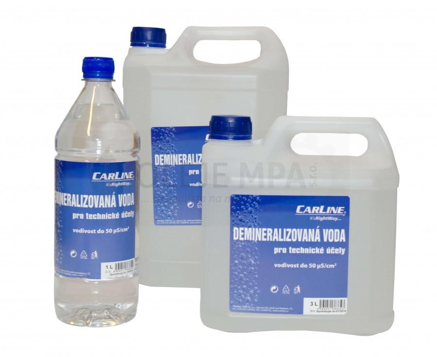 Destilovaná voda - 5 L - Technické kapaliny, čistidla, spreje
