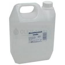 Destilovaná voda - 25 L - MPA Oleje