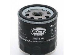 Filtr olejový SCT SM 836 Filtry - Filtry olejové