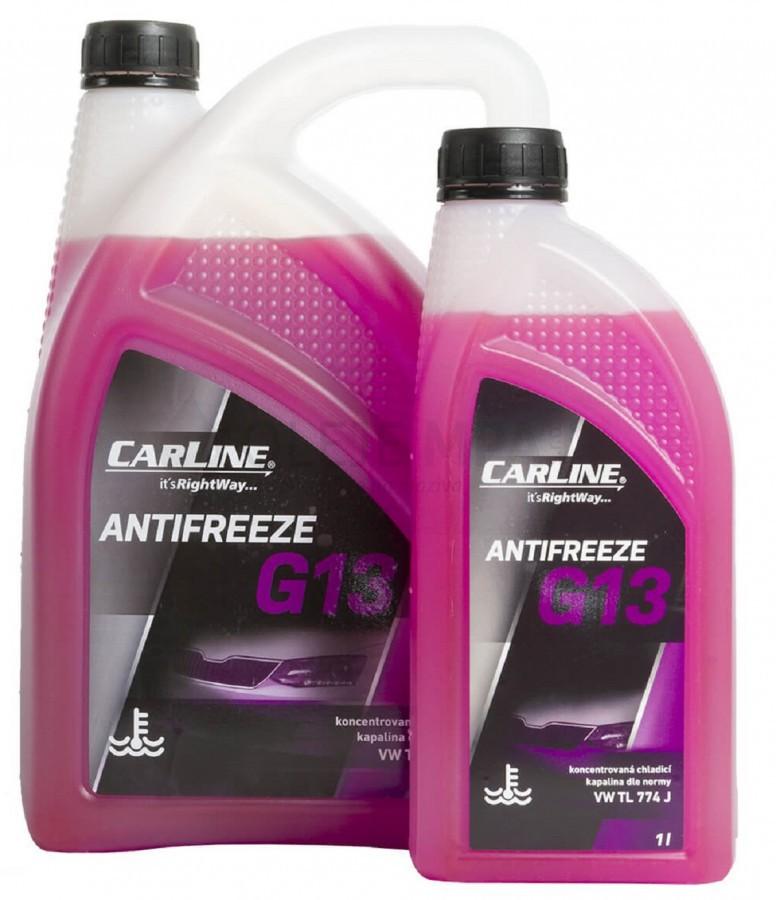 Chladící kapalina Antifreeze G13 Typ J - 1 L - Chladící kapaliny - antifreeze