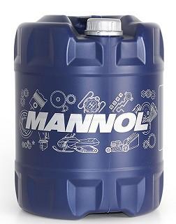 Motorový olej 10W-40 Mannol 7812 4-Takt Motorbike - 20 L - MPA Oleje