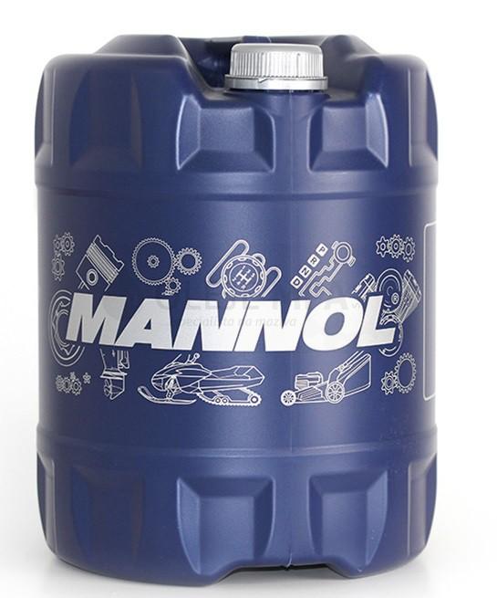 Motocyklový olej 10W-40 Mannol 4-Takt Scooter 7809 - 20 L - Motorové oleje pro 4-taktní motocykly
