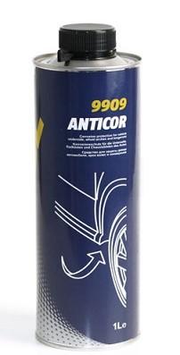 Ochrana podvozku Mannol Anticor schwarz 9909 - 1 L