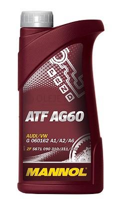 Převodový olej Mannol ATF AG 60 - 1 L - Oleje GM DEXRON III