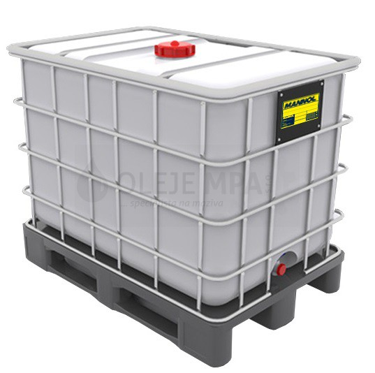 Motorový olej 10W-40 UHPD Mannol TS-5 - 1000 L