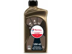 Motorový olej 10W-40 Total Classic 7 - 1 L Motorové oleje - Motorové oleje pro osobní automobily - Oleje 10W-40