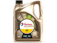 Motorový olej 0W-30 Total Quartz INEO FDE - 5 L Motorové oleje - Motorové oleje pro osobní automobily - Oleje 0W-30