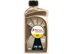 Motorový olej 0W-30 Total Quartz INEO EFFICIENCY - 1 L Motorové oleje - Motorové oleje pro osobní automobily - Oleje 0W-30