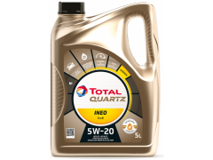 Motorový olej 5W-20 Total Quartz INEO EcoB - 5 L