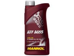 Převodový olej Mannol ATF AG 55 - 1 L Převodové oleje - Převodové oleje pro automatické převodovky - Oleje GM DEXRON III