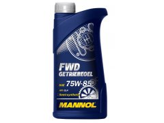 Převodový olej 75W-85 Mannol FWD Getriebeoel - 1 L Převodové oleje - Převodové oleje pro manuální převodovky