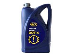 Brzdová kapalina SCT DOT 4 - 5 L Provozní kapaliny - Brzdové kapaliny, aditiva
