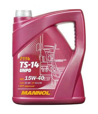 Motorový olej 15W-40 UHPD Mannol TS-14 - 5 L