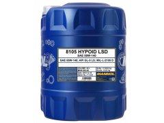 Převodový olej 85W-140 Mannol Hypoid LSD - 20 L Převodové oleje