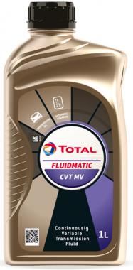 Převodový olej TOTAL Fluidmatic CVT MV - 1 L - Převodové oleje pro automatické převodovky