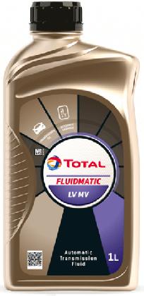 Převodový olej TOTAL Fluidmatic MV LV - 1 L - Převodové oleje pro automatické převodovky