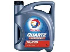 Motorový olej 10W-40 Total Quartz 7000 Energy - 4 L Motorové oleje - Motorové oleje pro osobní automobily - Oleje 10W-40