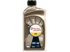 Motorový olej 0W-40 Total Quartz ENERGY 9000 - 1 L Motorové oleje - Motorové oleje pro osobní automobily - Oleje 0W-40