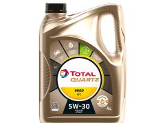 Motorový olej 5W-30 Total Quartz 9000 NFC - 4 L Motorové oleje - Motorové oleje pro osobní automobily - Oleje 5W-30