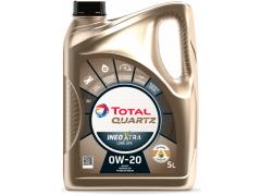 Motorový olej 0W-20 Total Quartz INEO Xtra Long Life - 5 L Motorové oleje - Motorové oleje pro osobní automobily - Oleje 0W-20