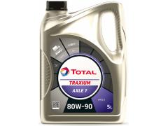 Převodový olej 80W-90 Total Transmission Axle 7 (TM) - 5 L