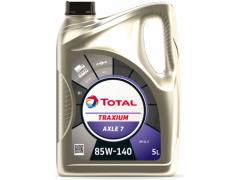 Převodový olej 85W-140 Total Traxium AXLE 7 (Transmission) - 5 L Převodové oleje - Oleje pro diferenciály - Oleje 85W-140
