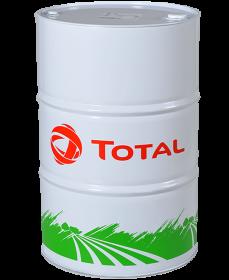 Zemědělský olej Total Dynatrans VX FE - 208 L - UTTO - pro převodovky, hydrauliky, mokré brzdy a spojky