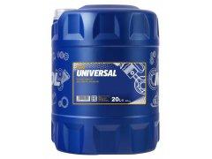 Motorový olej 15W-40 Mannol Universal - 20 L Motorové oleje - Motorové oleje pro osobní automobily - Oleje 15W-40