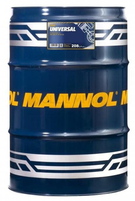 Motorový olej 15W-40 Mannol Universal - 208 L - Motorové oleje