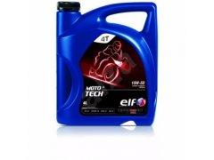 Motocyklový olej 10W-50 Elf Moto 4 Tech - 1 L Motocyklové oleje - Motorové oleje pro 4-taktní motocykly