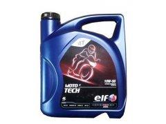 Motocyklový olej 10W-50 Elf Moto 4 Tech - 4 L Motocyklové oleje - Motorové oleje pro 4-taktní motocykly