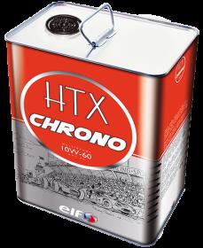 Veteránský olej 10W-60 Elf HTX Chrono - 5 L - Motorové oleje pro veterány